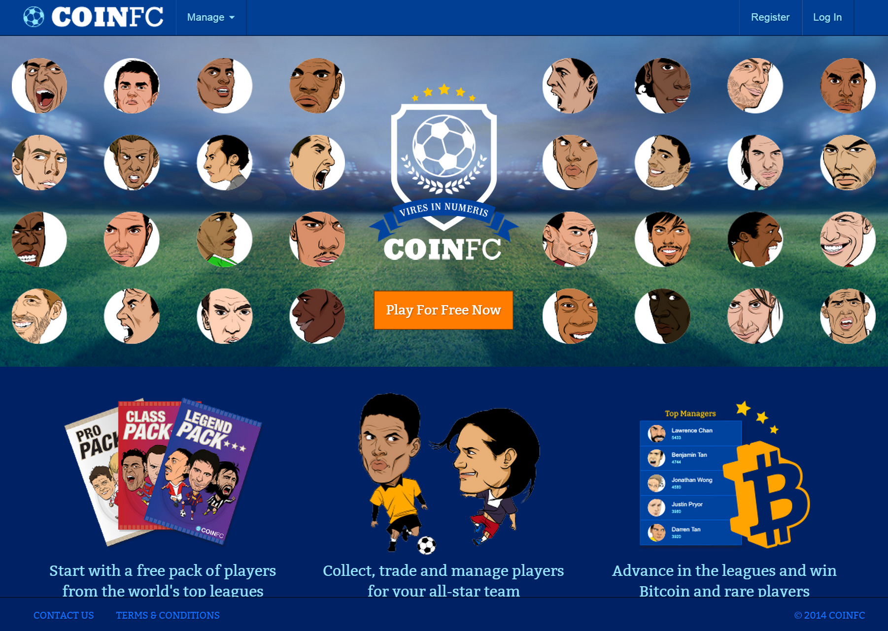 Seasons Pack New Crypto Coinfc